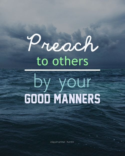 10 Hadiths Highlighting the Importance of Good Manners