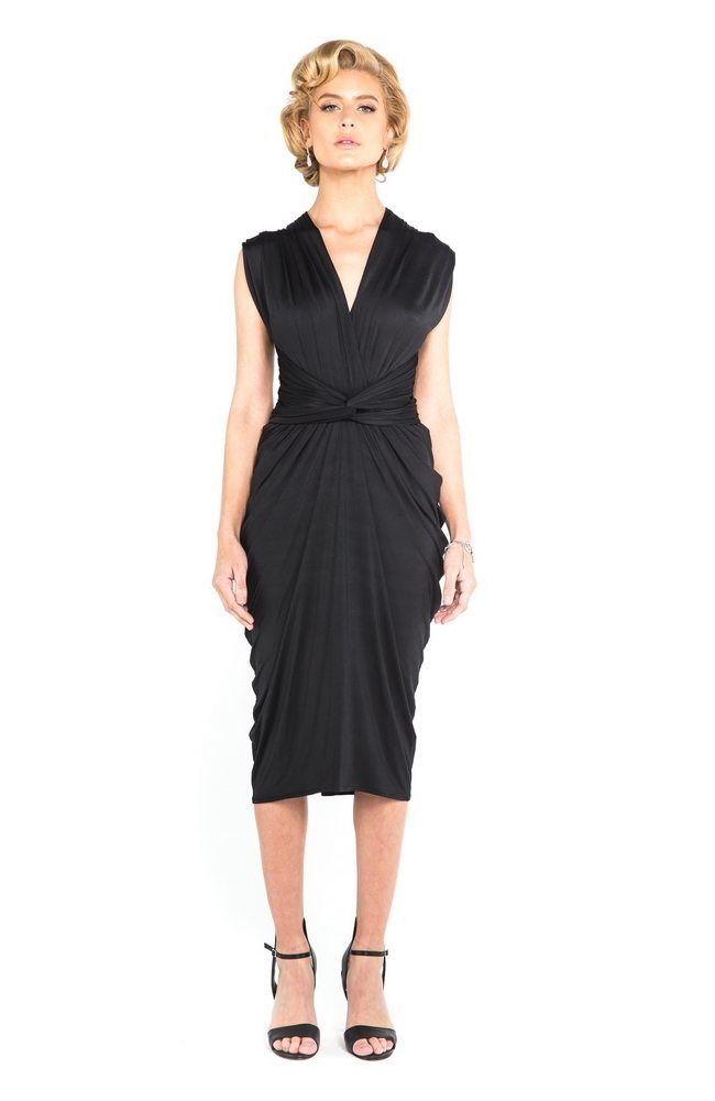 Goddess Dress - Made to Order - Nicolangela Australia