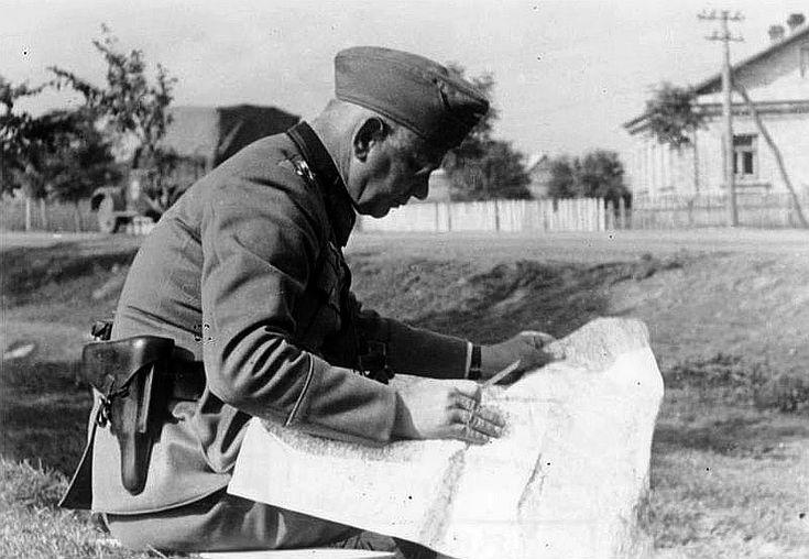 Generalfeldmarschall Walter von Reichenau, Rus Jul '41