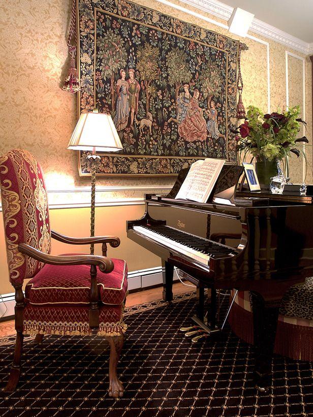 Modern Bedrooms from Jennifer Charleston : Designers' Portfolio 4404 : Home & Garden Television
