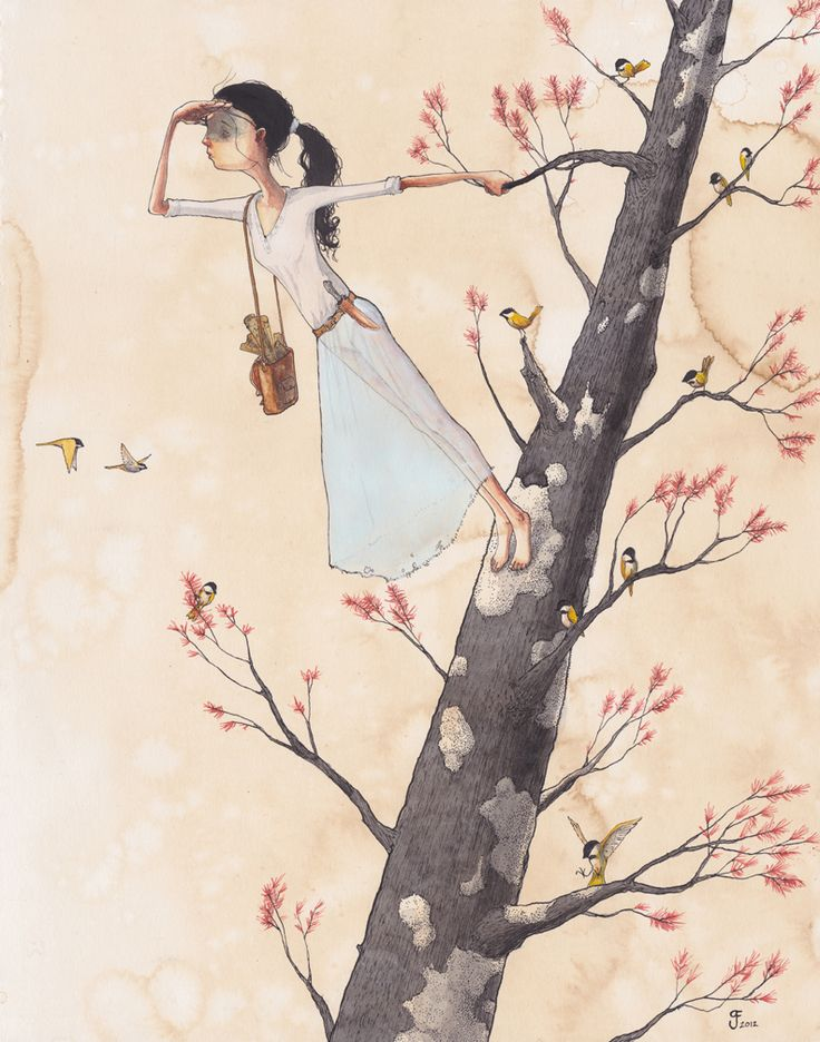 Illustration : Autumn Adventure by Graham Franciose