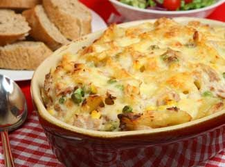 Made over King Ranch Chicken casserole: Makeahead Meals, Casseroles Recipes, Make Ahead Meals, Potpie, Dinners, Freezers Meals, Cooking, Families, Tuna Casseroles
