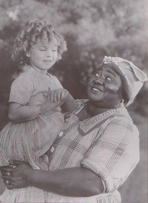 1935 Shirley Temple & Hattie McDaniel in The Little Colonel