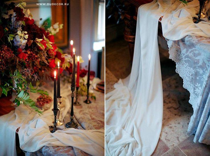 английский стиль свадьбы - Double Unique - студия декора, флористики и дизайна