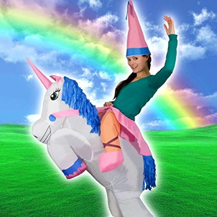 Inflatable Unicorn Costume Melbourne