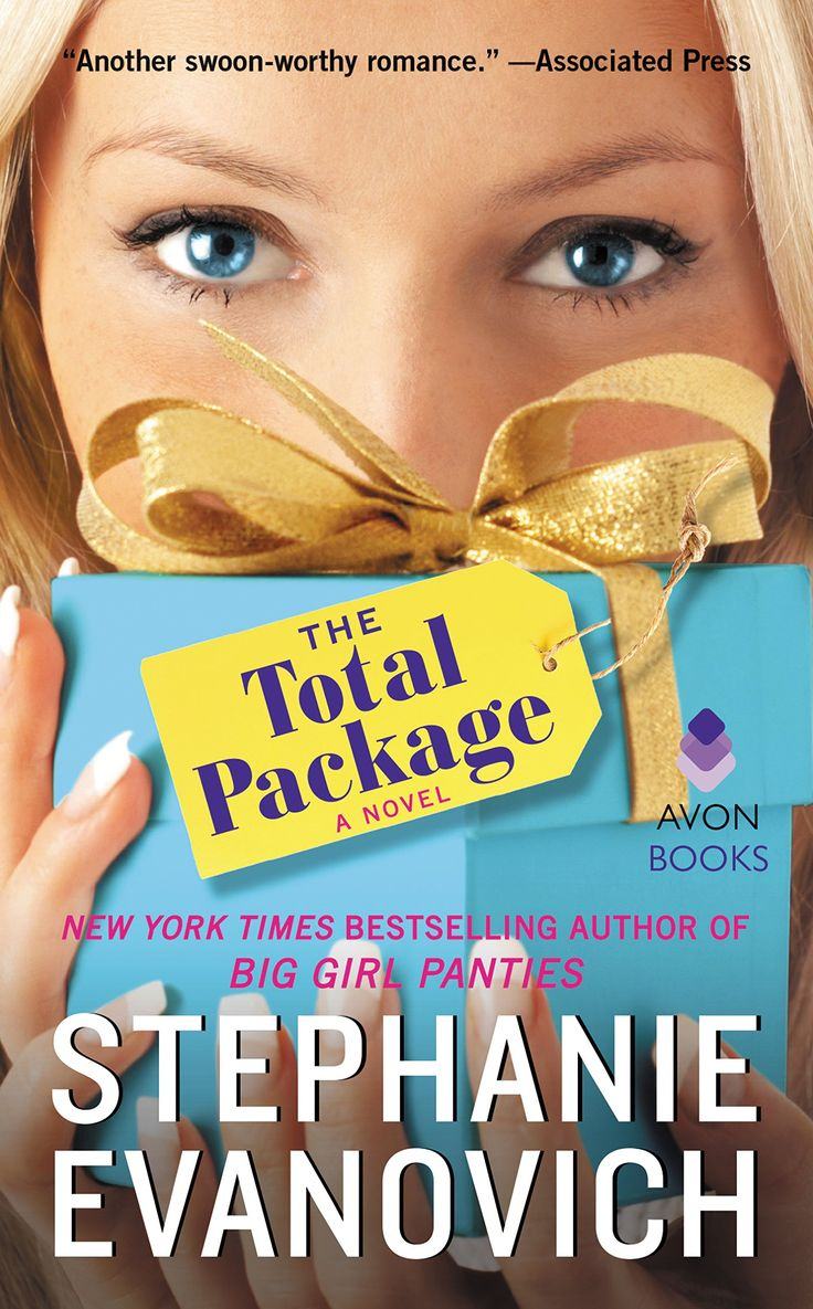 The Total Package: A Novel by Stephanie Evanovich. The New York Times bestselling author of Big Girl Panties is back with a funny, sweet, and sizzling novel about love, redemption, and second chances. Heartthrob star quarterback Tyson Palmer has it all: a million-dollar arm, a winning season and the promise of a Superbowl ring. But more importantly, football's biggest star is the ultimate comeback kid. After an addiction to painkillers nearly derailed his career, Tyson got sober and went...