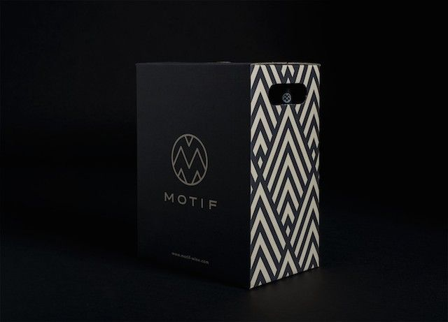 Motif Wine Packaging by En Garde 12