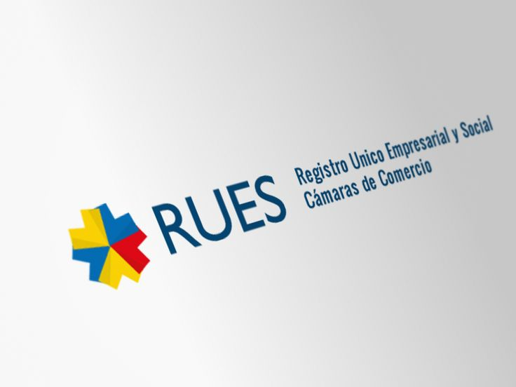 Diseño Logo - RUES