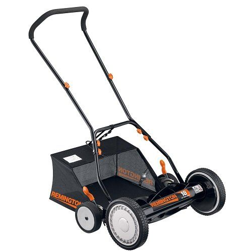 "Reel Lawn Mower a Manual Self Propelled Push Behind W/Catching Bag  Wheels Cuts Grass Crisply Guaranteed! These 18"" 5-Blade Reel Mowers Have Ergonomic Handles, Lightweight, Great For The Environment,Does Not Require Gasoline or Spew Fumes! - http://lawnmowerprices.springcleaningproduct.com/reel-lawn-mower-a-manual-self-propelled-push-behind-wcatching-bag-wheels-cuts-grass-crisply-guaranteed-these-18-5-blade-reel-mowers-have-ergonomic-handles-lightweight-great-for-the-env"