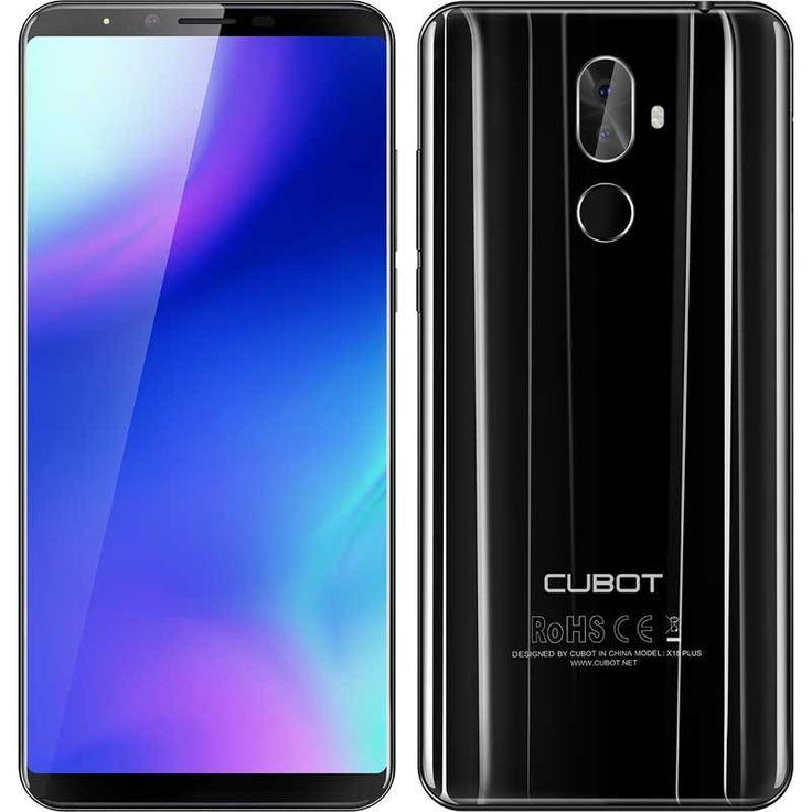 Cubot X18 Plus 4G 64GB Dual-SIM black EU