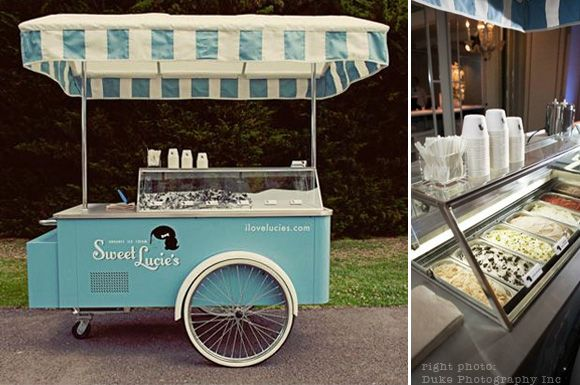 Sweet Lucie S Vintage Ice Cream Cart Sweets Pinterest