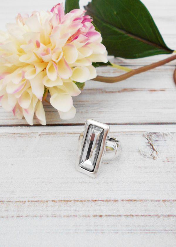 Silver, White Diamond <3