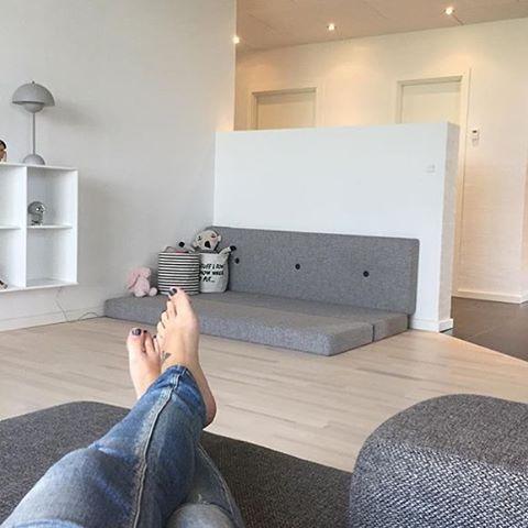 KK 3 Fold from by KlipKlap. Multipurpose furniture in Danish design for both kids and adults. Photo credit: @trine_jp
