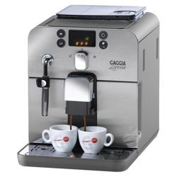 Buy Gaggia RI9833 1.7 Brera Coffee Machine - Stainless Steel from our Coffee Machines range - Tesco.com