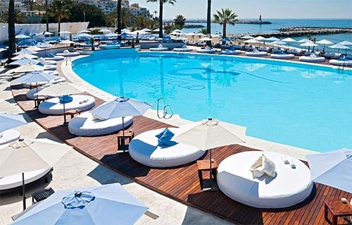 Ocean club Marbella -a great place to relax on your trip to Southern Spain..