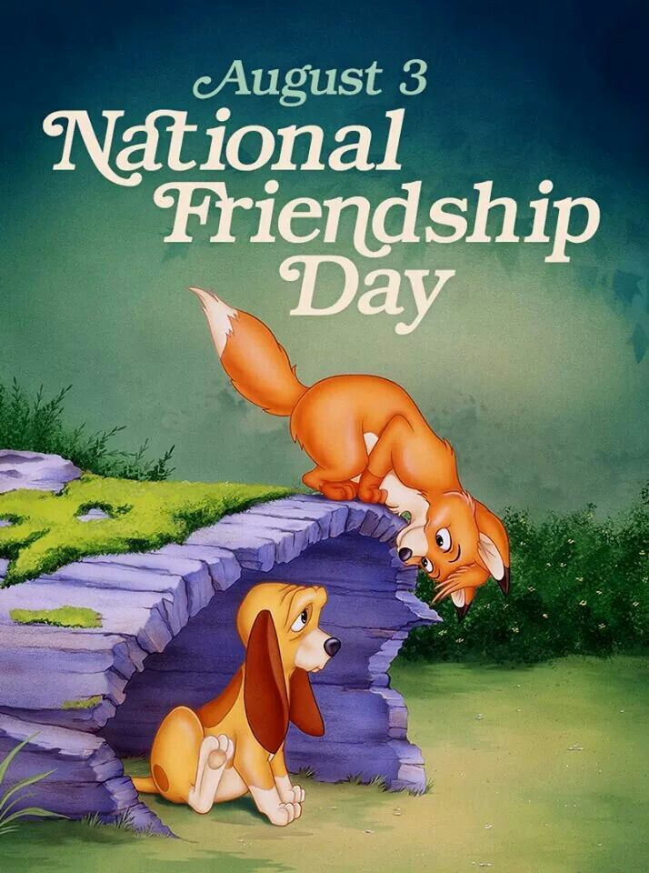 National Friendship Day