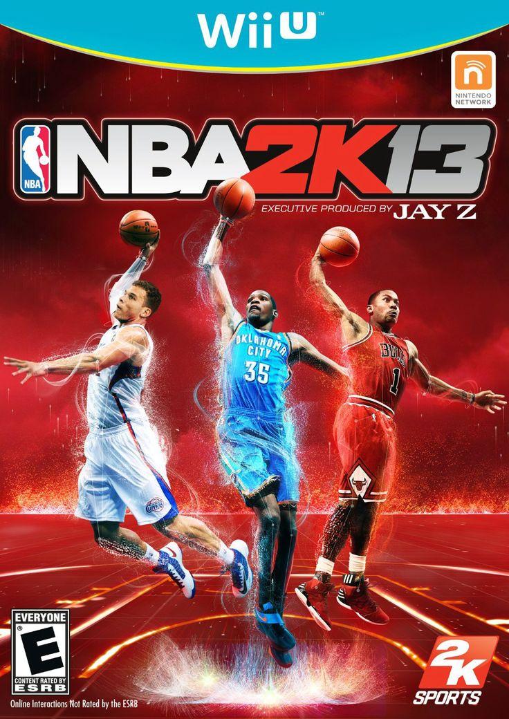 NBA 2K13 Wii U-peli, 0,99 €. Norm. 59 €. KONSOLINET , 5. KRS