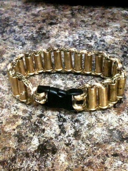 Bullet Bracelet Paracord
