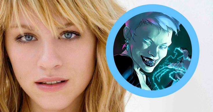 'Supergirl' Lands 'True Blood' Star as Villain Livewire -- 'True Blood' alum Brit Morgan has signed on to play the DC Comics villain Livewire in a guest-starring role on CBS' 'Supergirl'. -- http://www.tvweb.com/news/supergirl-tv-show-villain-livewire-brit-morgan
