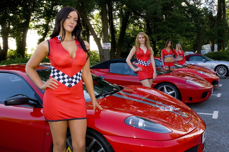 Job Gallery - 2011 - Grid Girls Promotions