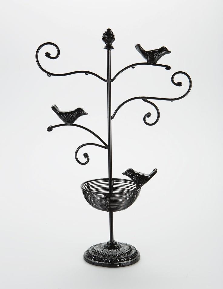 22,62e JEWEL TREE svart | Jewelry/small boxes | Decorations | Dekorationer | Inredning | INDISKA Shop Online