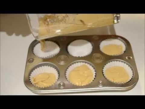 Video receta de cupcakes de dulce de leche (Mardel :)  )