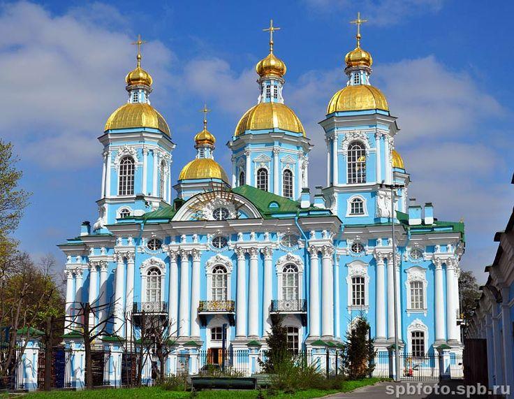 церковь в санкт-петербурге фото