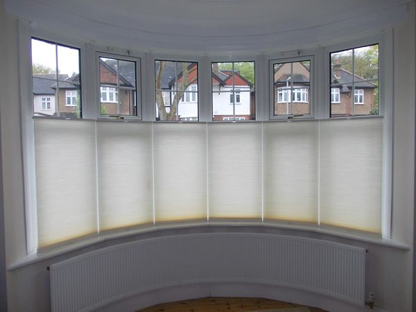 Top Down Bottom Up Luxaflex Duette Blinds At A Bow