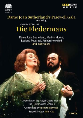 Dame Joan Sutherlands' Farewell Gala featuring Die Fledermaus [Video] [DVD]