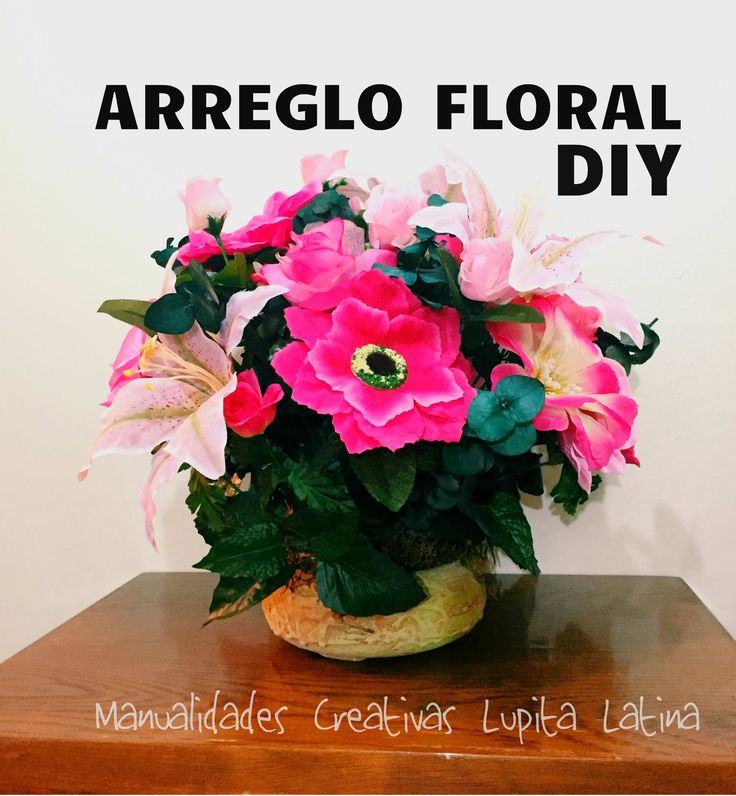 17 mejores ideas sobre flores artificiales en pinterest - Flores artificiales decoracion ...