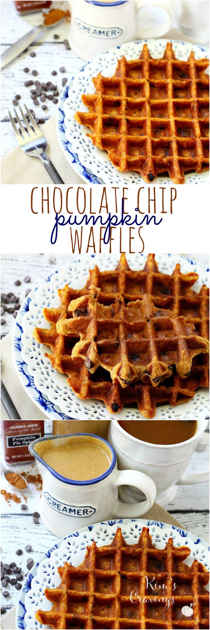 Gluten Free Pumpkin Chocolate Chip