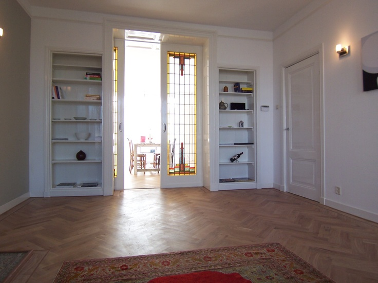 Dutch room en suite / kamer en suite