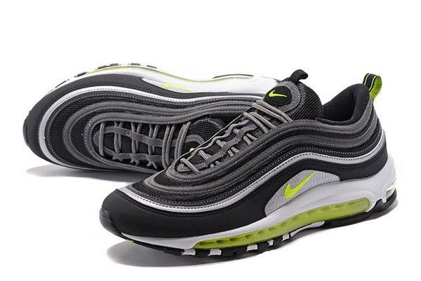Nike Air Max 97 JAPAN OG Black Dark Grey Neon Green 921626 403 ...