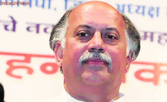 Gurudas Kamat urges Sonia Gandhi to relieve him of all party responsibilities of Rajasthan