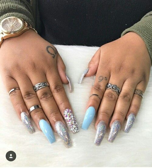 ✨Pinterst @Blessed187✨ · Dope Nail DesignsPinterest ... - 777 Best Makeup & Nails Images On Pinterest