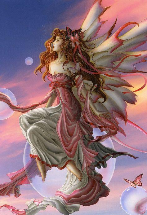 Reina De Las Hadas Hadas Hermosas Hadas Hadas De Fantasía