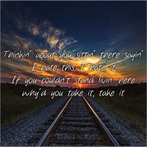 370 best must love music images on Pinterest | Song lyric quotes ...