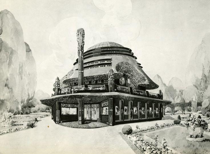 pavillon Primavera_1925