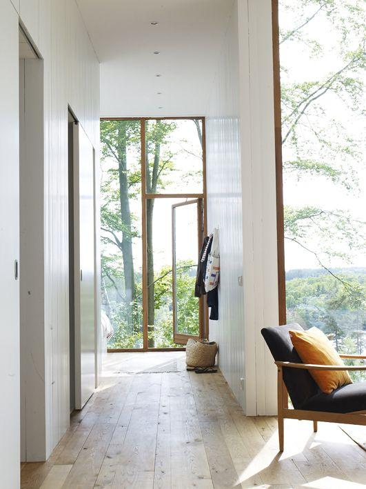 light // swedish summerhouse