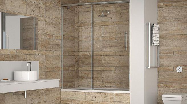 Que es mejor para el Baño: ¿Cortina o Mampara? - Para Más Información Ingresa en: http://disenodebanos.com/que-es-mejor-para-el-bano-cortina-o-mampara/