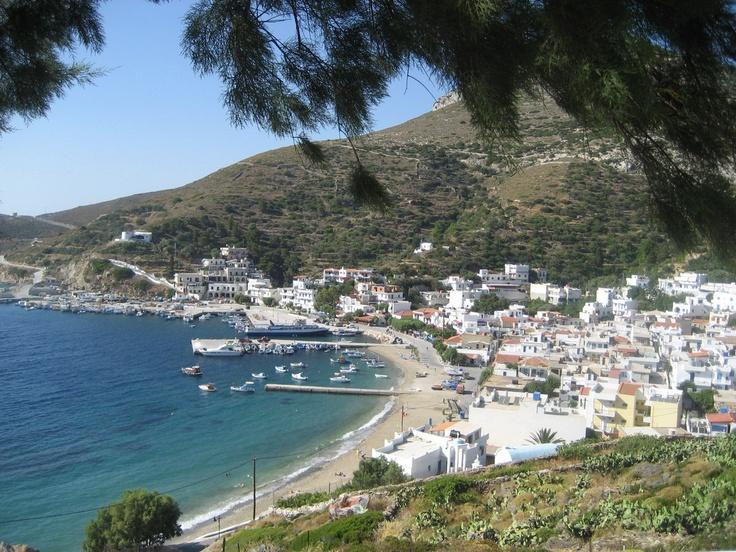 Fourni Islands, Greece