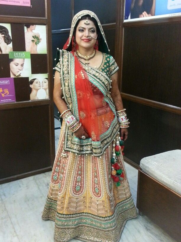 Makeup by MeghaJain@ myself