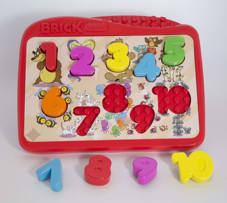 Lock and Learn Numbers Puzzle-Pieces snap down to so they stay in place. Store Lock and Learn puzzles vertically on a shelf, or toss them in a toy box. The pieces stay until you want to play!