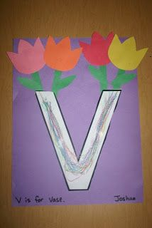 25+ best ideas about Letter v crafts on Pinterest ...