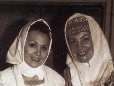 "Darina Laščiaková: ""Vlčkovenské Pole"", Slovenské Ľudové Piesne / Slovak ..."