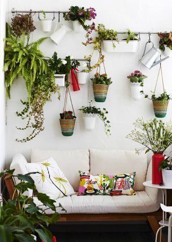 Yaz Aylarını Renkli Balkonlar İle Karşılayın     Dekor Yaşam
