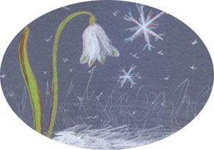 "Hans Christian Andersen's ""The Snowdrop"""