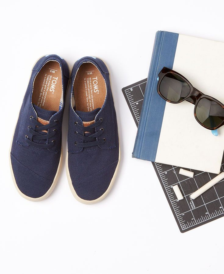 New paseos for women are perfect for your go-to look this season. #TOMS Give Back to School Contest