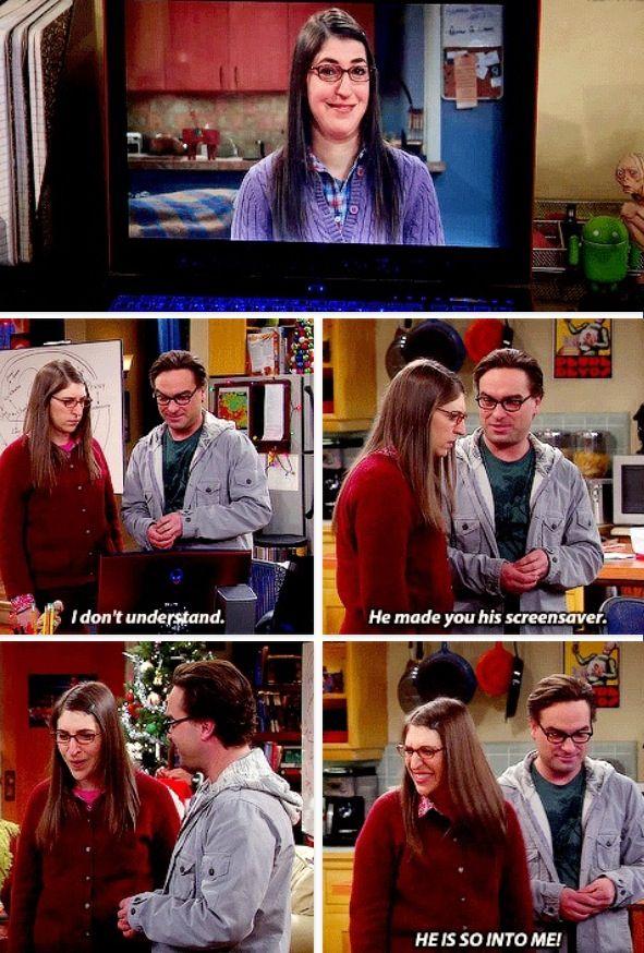 SHAMY! The Big Bang Theory - Amy Farrah Fowler