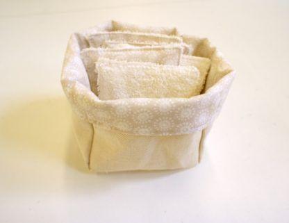 Tuto couture DIY : les lingettes démaquillantes lavables